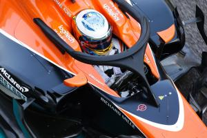 McLaren hints at 2018 F1 car livery