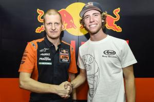 Moto3: Binder's move to Ajo confirmed