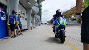VIDEO: Michael Dunlop makes MotoGP debut