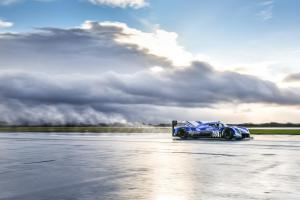 VIDEO: Ginetta LMP1 undertakes shakedown at Leeds East airport