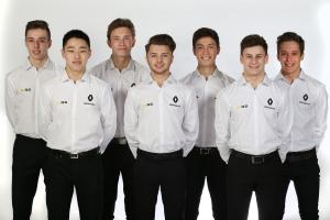 Renault F1 launches 2018 academy