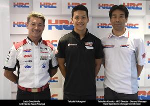Takaaki Nakagami, LCR Honda