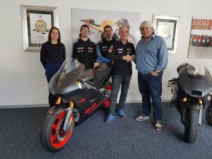 Moto2: Forward Racing switches to Suter