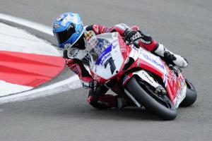 Checa, German WSBK 2011