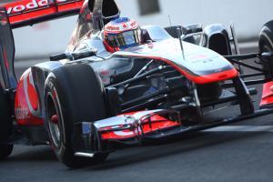 09.09.2011- Friday Practice 1, Jenson Button (GBR), McLaren  Mercedes, MP4-26