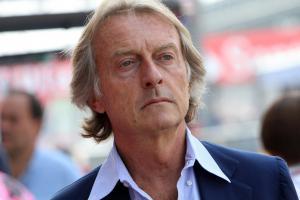 10.09.2011- Saturday Practice, Luca Cordero di Montezemolo (ITA), President Scuderia Ferrari