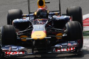 10.09.2011- Qualifying, Sebastian Vettel (GER), Red Bull Racing, RB7