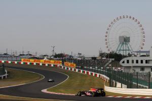 07.10.2011- Friday Practice 2, Sebastian Vettel (GER), Red Bull Racing, RB7