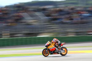 Stoner, Valencia MotoGP 2011
