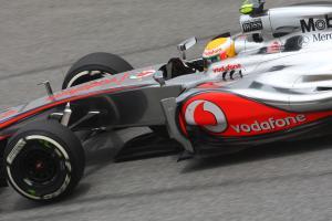 24.03.2012- Saturday Practice, Lewis Hamilton (GBR) McLaren Mercedes MP4-27