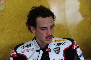 McCormick, Imola WSBK Race 1 2012