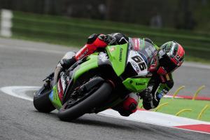 Sykes, Imola WSBK Race 1 2012