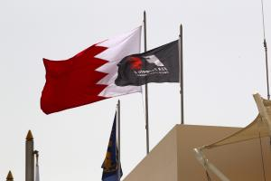19.04.2012- Bahrain and F1 flags