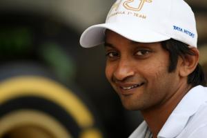 19.04.2012- Narain Karthikeyan (IND) HRT Formula 1 Team F112