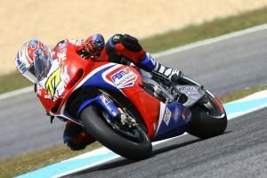 Ellison, MotoGP race, Portuguese MotoGP 2012