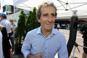 27.05.2012- Alain Prost (FRA), Ex F1 Champion