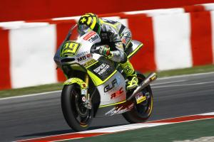 Iannone, Moto2, Catalunya MotoGP 2012