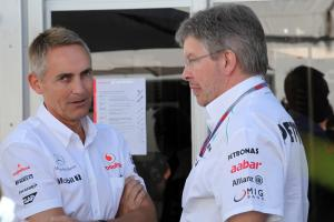 Brawn to replace Whitmarsh - fresh reports