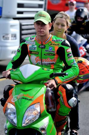 Ben Wilson, Gearlink Kawasaki,  (Credit: David Salisbury)