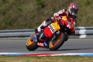 Jonathan Rea, Brno MotoGP test, 27-08-12
