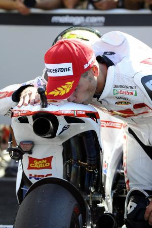 Bautista, San Marino MotoGP Race 2012