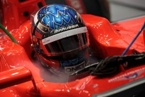 22.09.2012 - Qualyfing, Charles Pic (FRA) Marussia F1 Team MR01