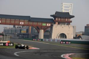 14.10.2012- Race, Sergio Pérez (MEX) Sauber F1 Team C31