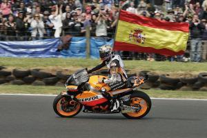 Marquez, 2012 Moto2 World Champion, Australian Moto2 Race 2012