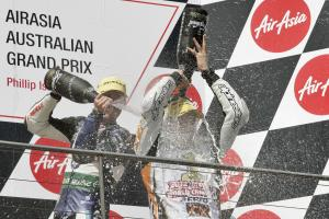 MOTO2 and MOTO3 QUIZ: 2012 in review