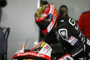 Bautista, Valencia MotoGP Test 2012