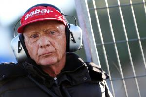 Niki Lauda (AUT) Mercedes Non-Executive Chairman.06.02.2013.