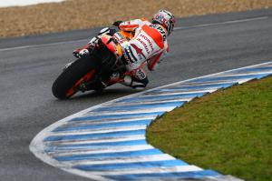 Pedrosa, Jerez MotoGP test, March 2013