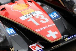 Andrea Belicchi / Mathias Beche / Cong Fu Cheng  Rebellion Racing Lola B12/60 Coupe Toyota