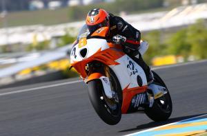 Gino Rea, Moto2, French MotoGP 2013