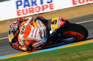 Marquez, French MotoGP 2013