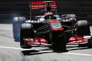 23.05.2013- Free Practice 2, Jenson Button (GBR) McLaren Mercedes MP4-28