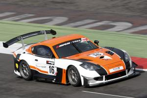Richard Sykes / Mike Simpson LNT Ginetta G55 GT3