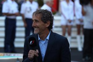 26.05.2013- Race, Alain Prost (FRA), F1 driver former