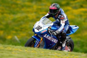 Alex Lowes Samsung Honda - Ian Hopgood Photography