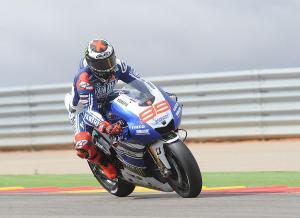 Lorenzo, Catalunya MotoGP test, 2013