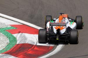 06.07.2013- Qualifying, Paul di Resta (GBR) Sahara Force India F1 Team VJM06