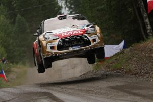 Kris Meeke (GB) Chris Patterson (GBR), Citroen DS3 WRC