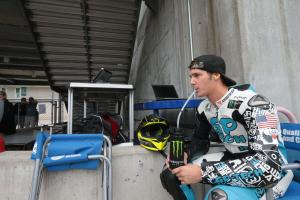 Rispoli, Moto2, Indianapolis MotoGP 2013