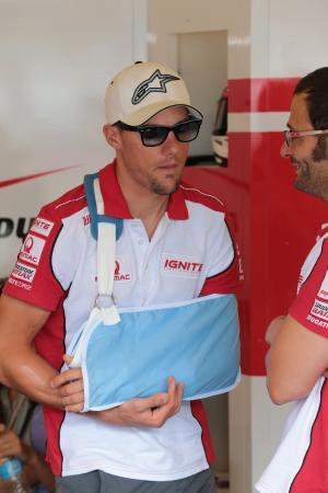 Spies, Indianapolis MotoGP 2013