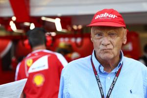 21.09.2013- Niki Lauda (AUT) Mercedes Non-Executive Chairman