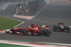 27.10.2013- Race: Fernando Alonso (ESP) Scuderia Ferrari F138