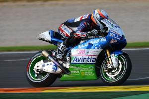Di Meglio, Valencia MotoGP test, November 2013