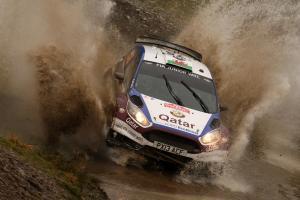 Elfyn Evans, Daniel Barrit (Ford Fiesta R5)