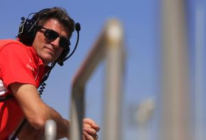 Graeme Lowdon (GBR) Marussia F1 Team Chief Executive Officer22.02.2014. Formula One Testing, Bahrai