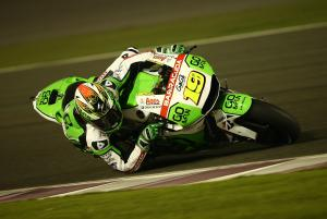 Bautista, Qatar MotoGP test, March 2014
